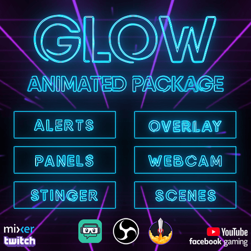 Glow_Animated_Package