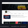 YouTube Banner Admiral Showtime
