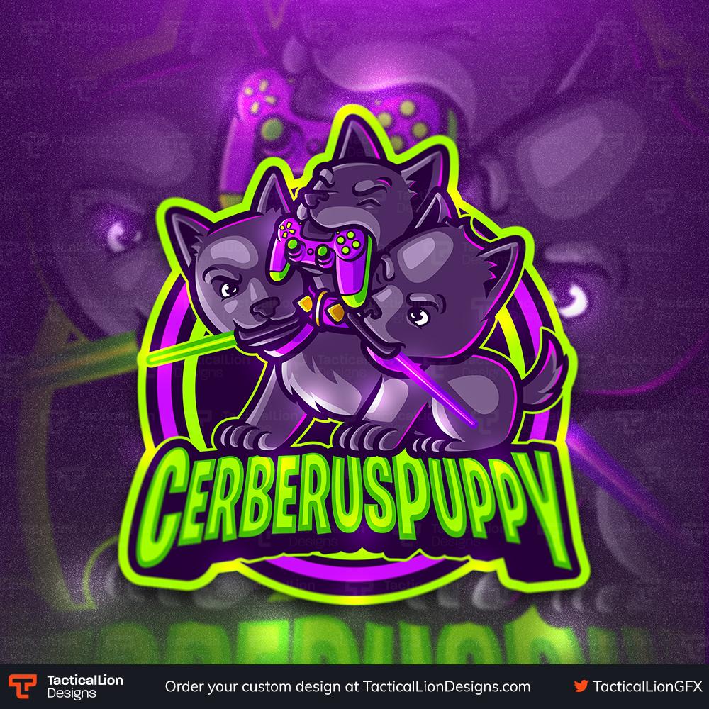 mascot cerberuspuppy
