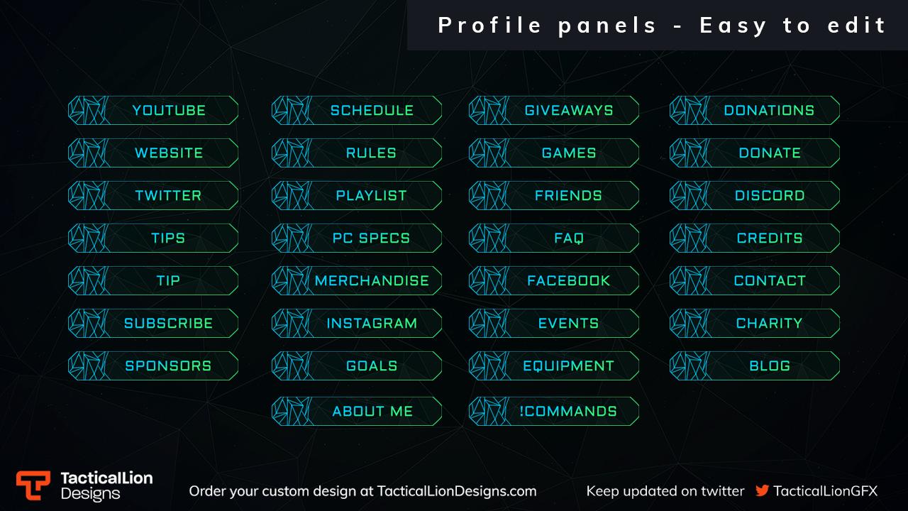 Polygon_Panels