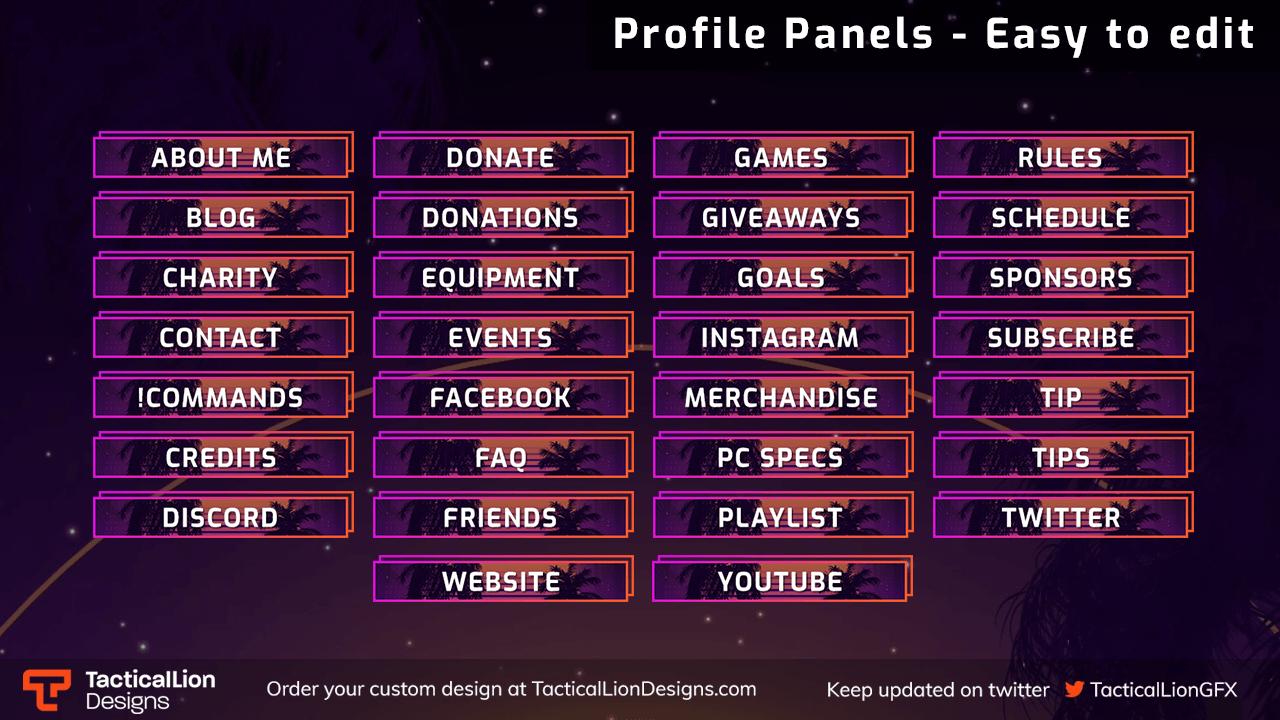 Retro_Panels