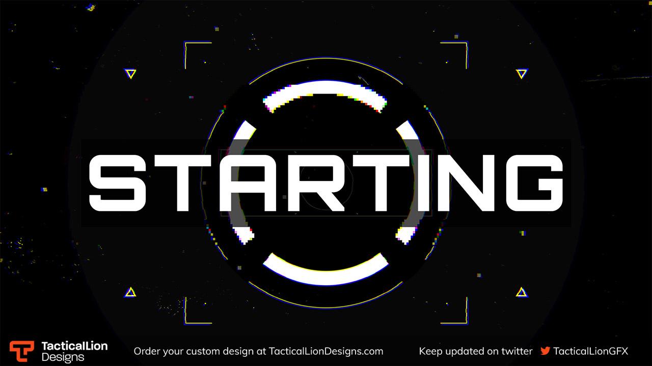 Glitch_Starting