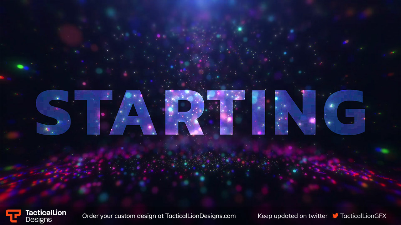Shine_Starting