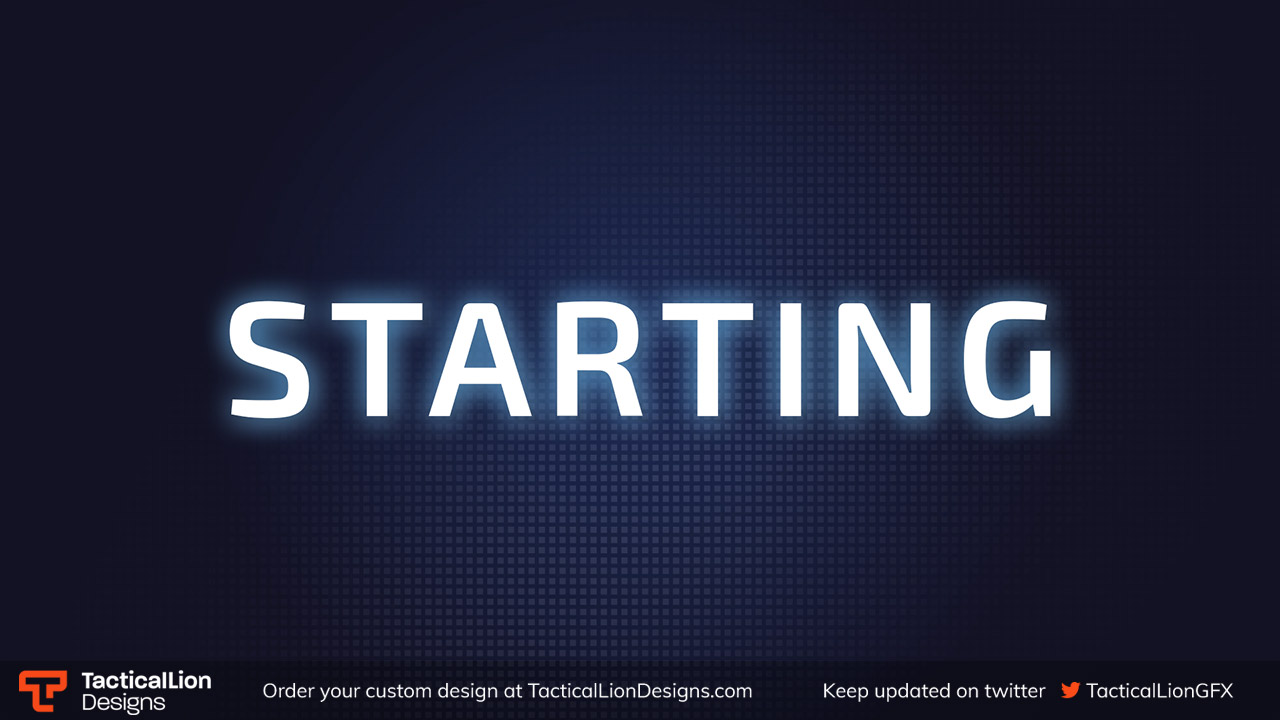 Stomp_Starting