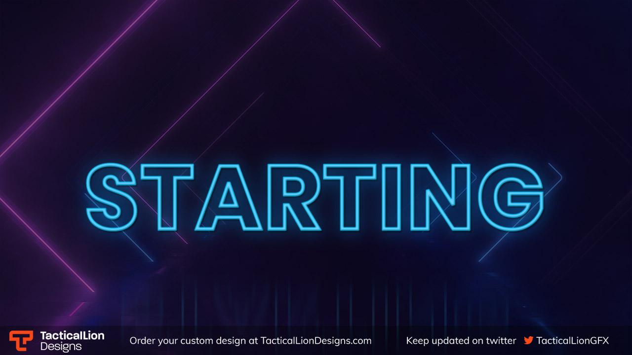 Neon_V2_Starting