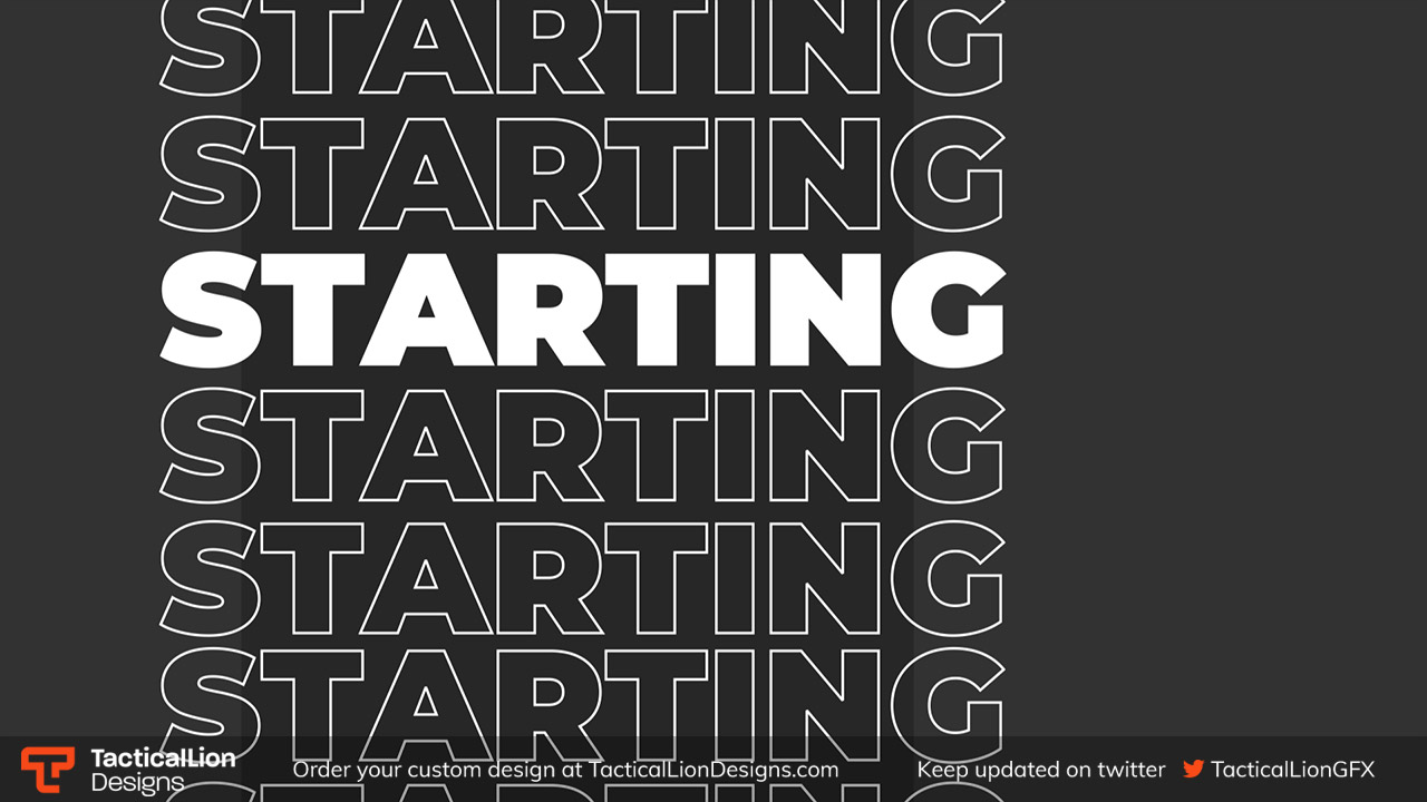 Typo_Starting